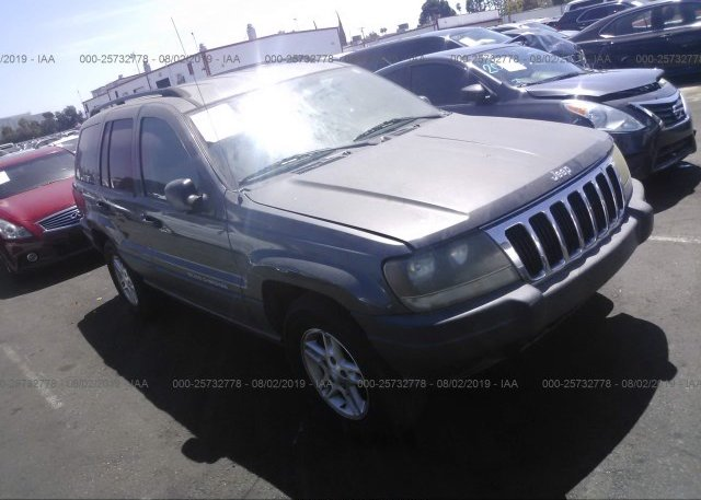 Inventory #334322268 2003 JEEP GRAND CHEROKEE