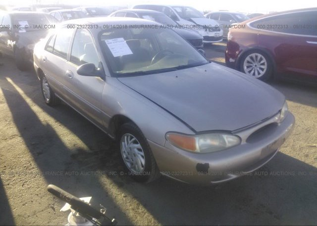 Inventory #812967138 1998 FORD ESCORT