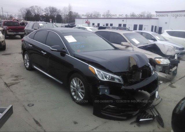 Inventory #263410948 2015 Hyundai SONATA