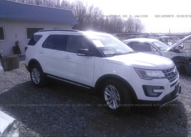 Inventory #545941780 2017 FORD EXPLORER