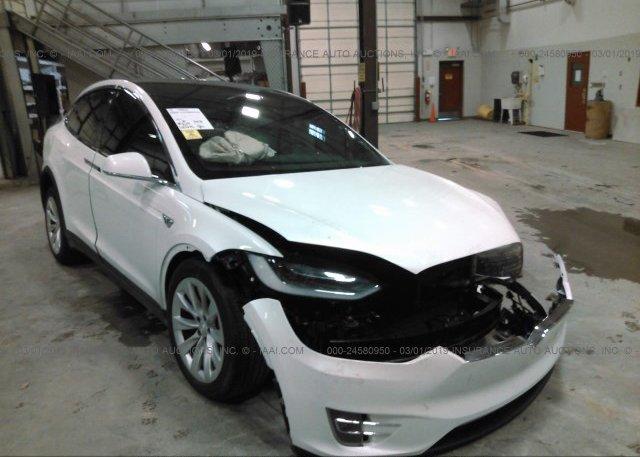 Inventory #305810797 2017 Tesla MODEL X