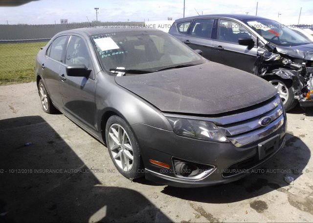 Inventory #124970679 2010 FORD FUSION