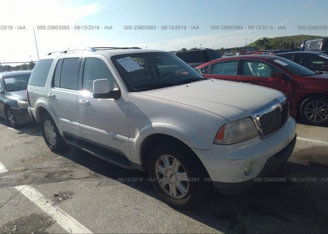 Inventory #189472240 2004 Lincoln AVIATOR