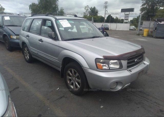 Inventory #868516293 2005 Subaru FORESTER
