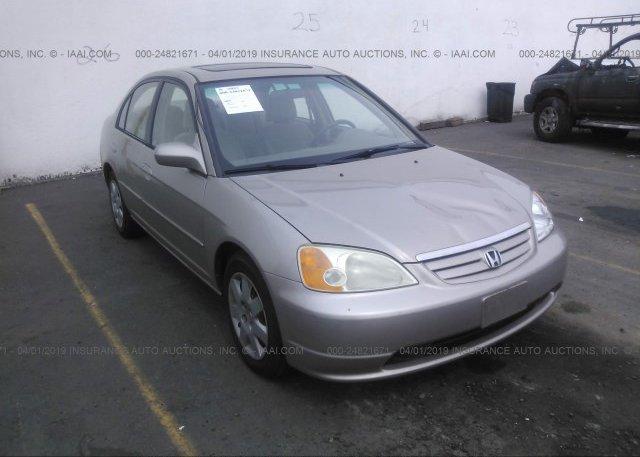 Inventory #654288596 2002 Honda CIVIC