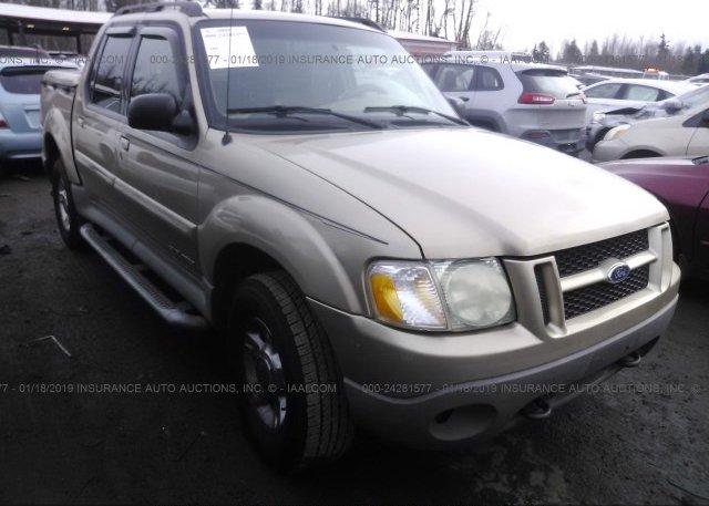 Inventory #439250253 2001 Ford EXPLORER SPORT TRAC
