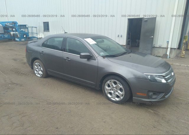 Inventory #457795605 2011 FORD FUSION