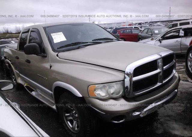 Inventory #995860744 2004 Dodge RAM 1500