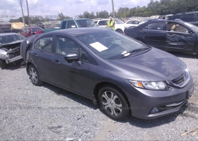 Inventory #131866055 2014 Honda CIVIC