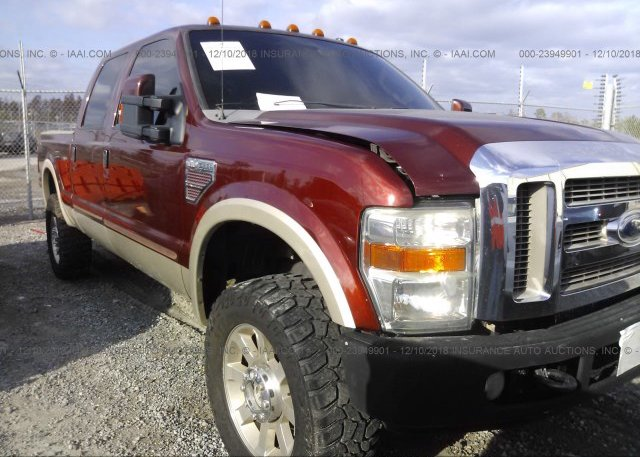 Inventory #703433031 2008 FORD F350