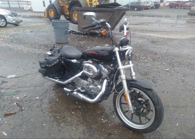 Inventory #831005000 2014 Harley-davidson XL883