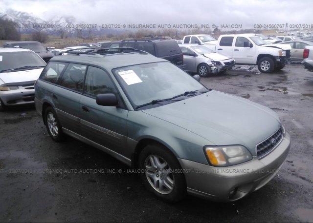 Inventory #624788209 2003 Subaru LEGACY