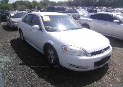 2009 Chevrolet IMPALA - 2G1WT57N991299174 Left View