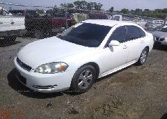 2009 Chevrolet IMPALA - 2G1WT57N991299174 Right View