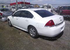 2009 Chevrolet IMPALA - 2G1WT57N991299174 [Angle] View
