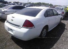 2009 Chevrolet IMPALA - 2G1WT57N991299174 rear view