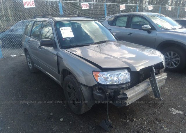 Inventory #288804578 2006 Subaru FORESTER