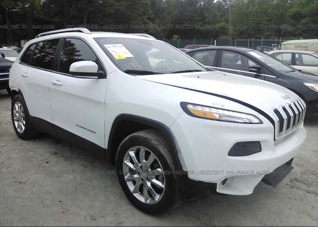 Inventory #270070306 2015 JEEP CHEROKEE