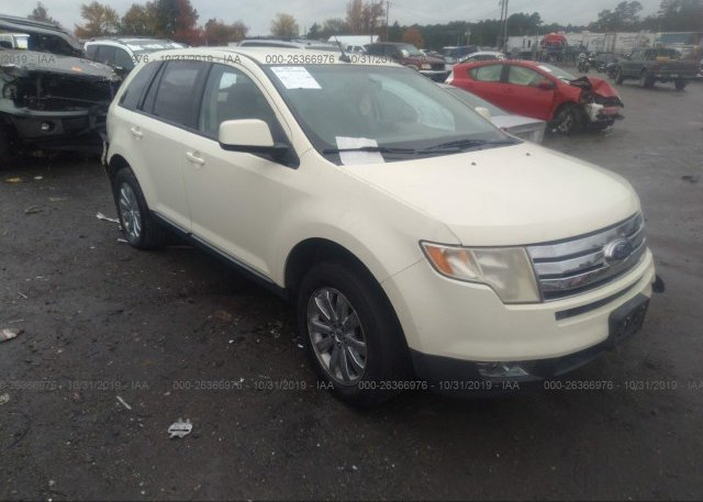 Inventory #735812834 2007 FORD EDGE