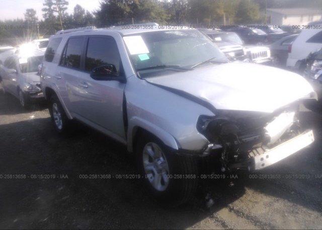 Inventory #252242075 2017 Toyota 4RUNNER