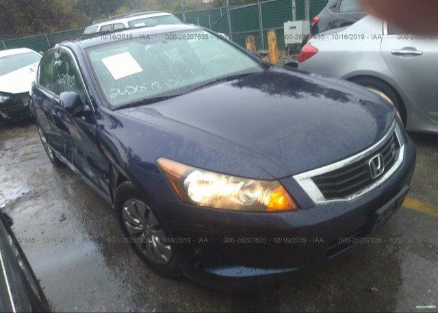 Inventory #963868545 2009 Honda ACCORD