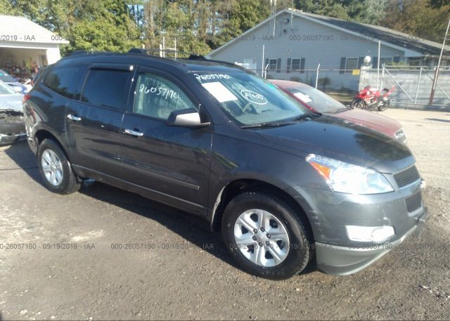 Inventory #859445791 2012 Chevrolet TRAVERSE