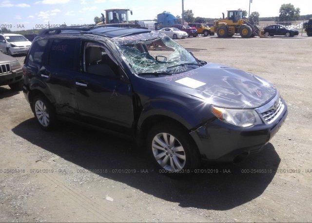 Inventory #206278894 2012 Subaru FORESTER