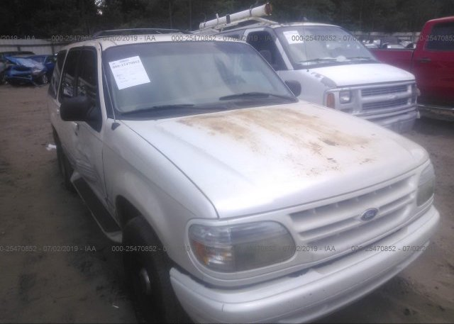 Inventory #545171876 1996 FORD EXPLORER