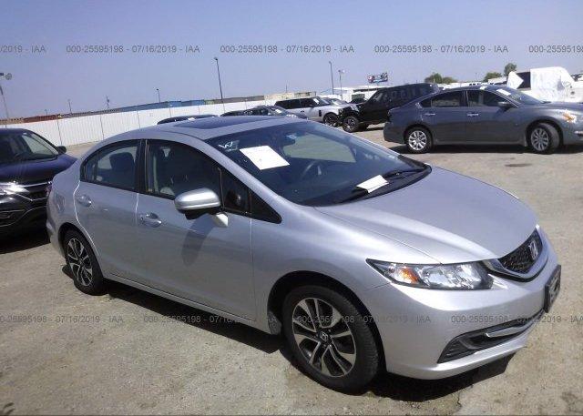 Inventory #481897817 2015 Honda CIVIC