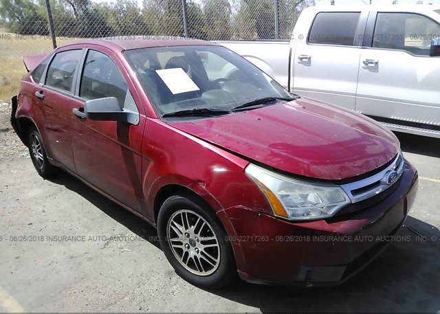 Inventory #716848766 2009 FORD FOCUS