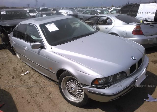 Inventory #199136518 1999 BMW 528