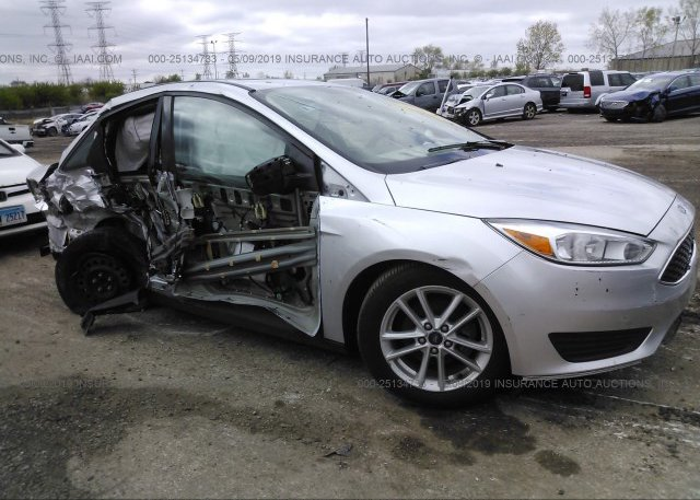 Inventory #530627314 2016 FORD FOCUS
