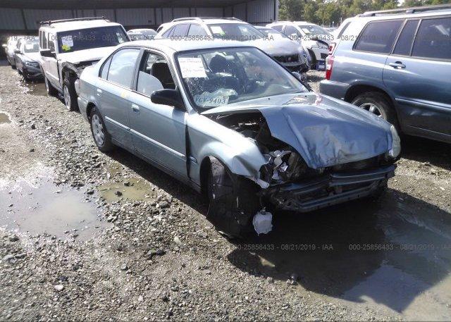 Inventory #205777426 2000 Honda CIVIC