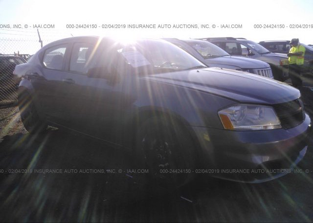 Inventory #307538744 2013 Dodge AVENGER