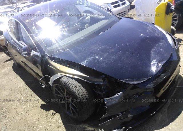 Inventory #829222514 2018 Tesla MODEL 3