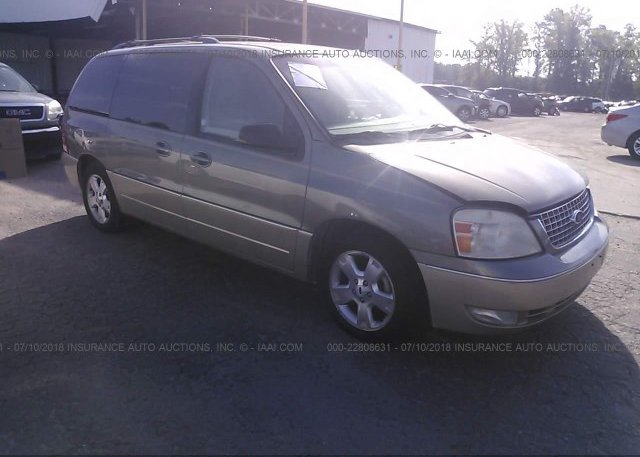 Inventory #455685368 2004 FORD FREESTAR