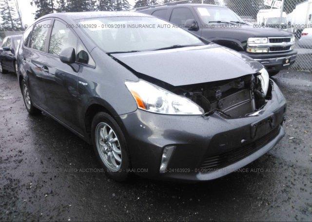 Inventory #446135168 2012 Toyota PRIUS V