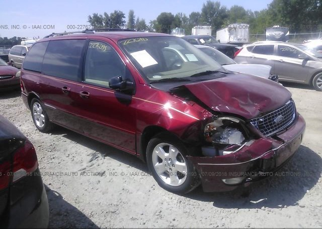 Inventory #868842883 2004 FORD FREESTAR