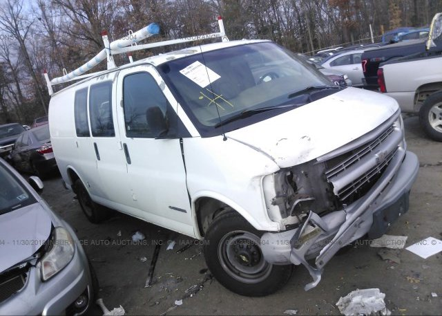 Inventory #945779741 2002 Chevrolet EXPRESS G2500