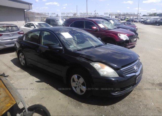 Inventory #490073441 2007 Nissan ALTIMA
