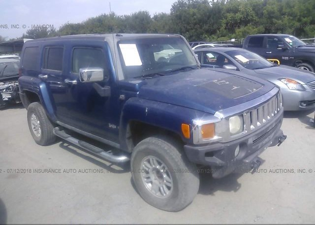 Inventory #540121124 2006 Hummer H3