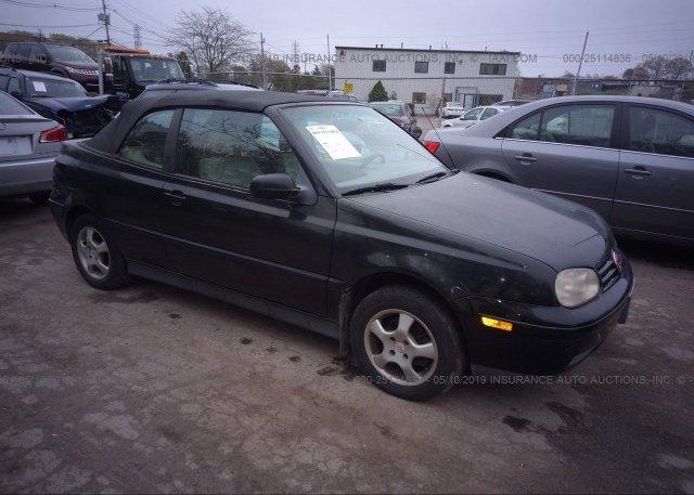 Inventory #544406020 1999 Volkswagen CABRIO