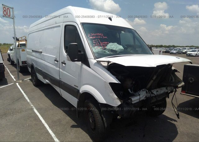 Inventory #984808398 2015 Mercedes-benz SPRINTER