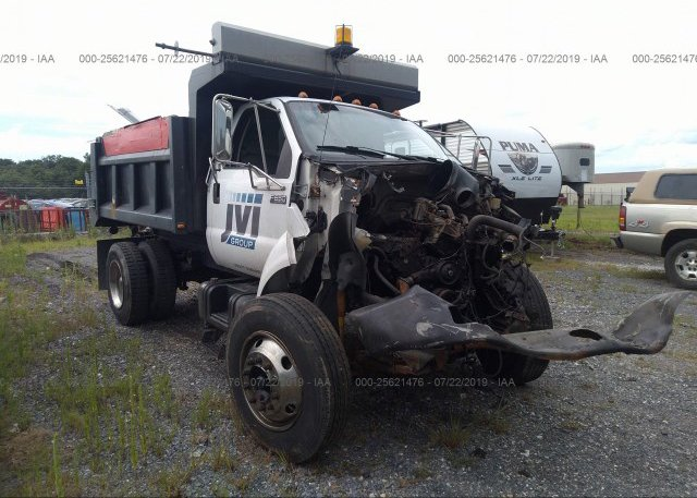 Inventory #568922666 2001 FORD F650