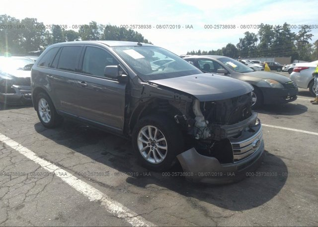 Inventory #705986726 2009 FORD EDGE