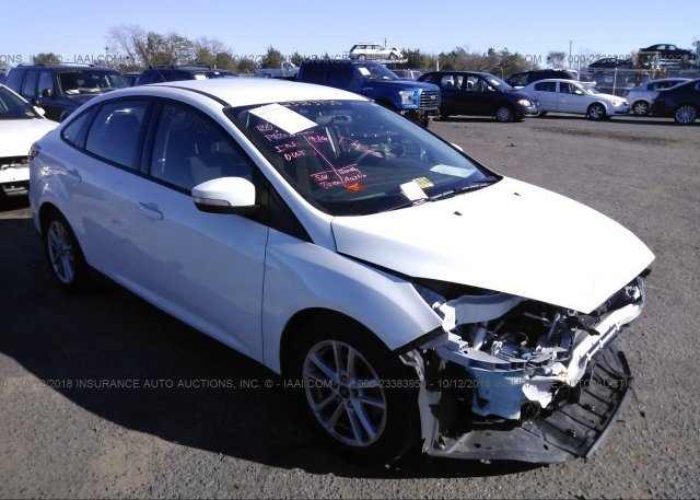 Inventory #625856167 2017 FORD FOCUS