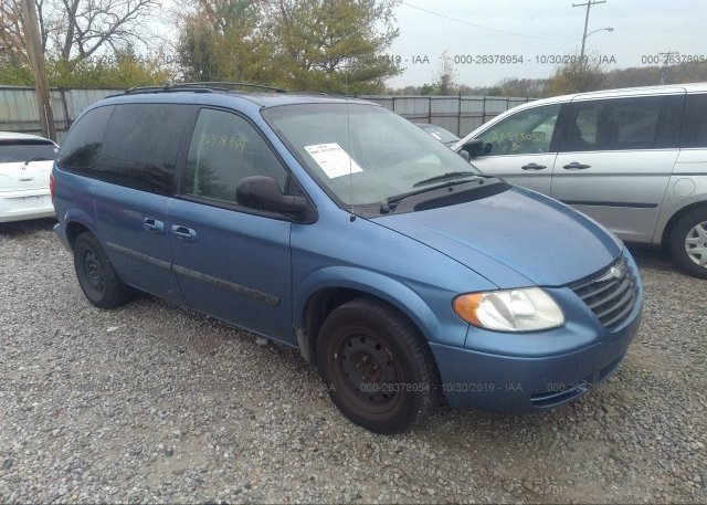 Inventory #877475040 2007 Chrysler TOWN & COUNTRY