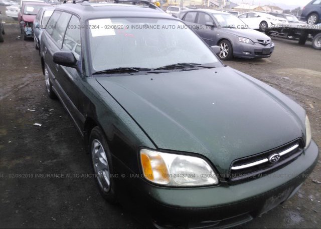 Inventory #631554470 2000 Subaru LEGACY