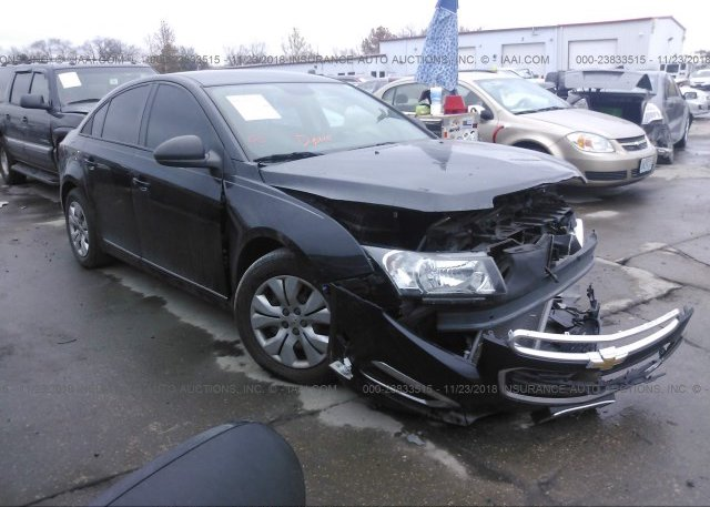 Inventory #648522633 2015 Chevrolet CRUZE