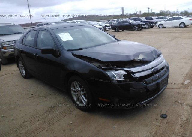 Inventory #990402599 2012 FORD FUSION